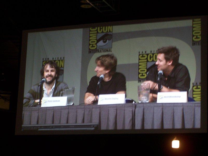 Comic-Con 2009 Peter Jackson Panel - 800x600, 64kB