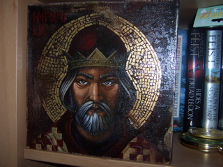 Byzantine Fresco Tolkien Art - 320x239, 58kB