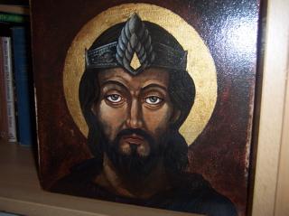 Byzantine Fresco Tolkien Art - 320x239, 49kB
