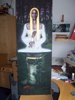 Byzantine Fresco Tolkien Art - 239x320, 49kB