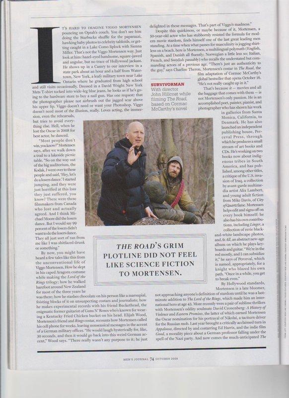 Viggo Mortensen in Men's Journal - 582x800, 116kB