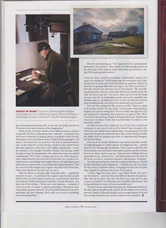Viggo Mortensen in Men's Journal - 582x800, 111kB