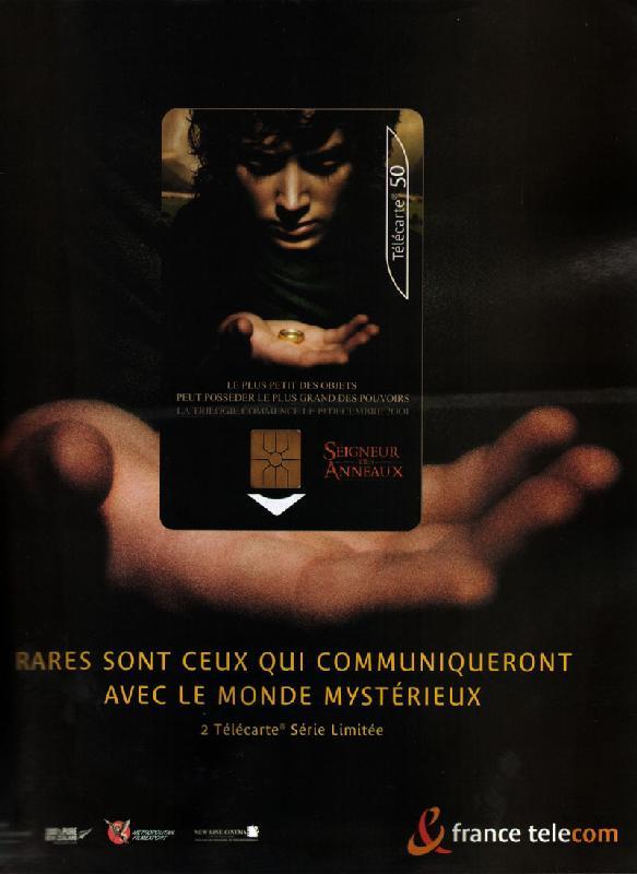 French Telecom Card - 583x800, 41kB