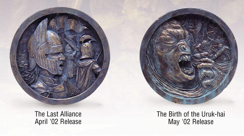 LOTR Medallions - Last Alliance Birth of Uruk Hai - 800x446, 79kB