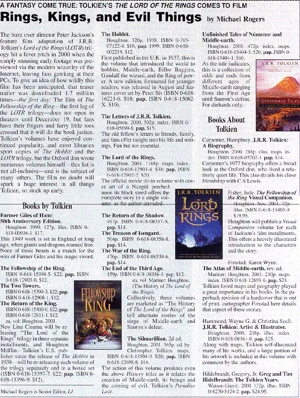 List of books by and about JRR Tolkien - 603x800, 199kB