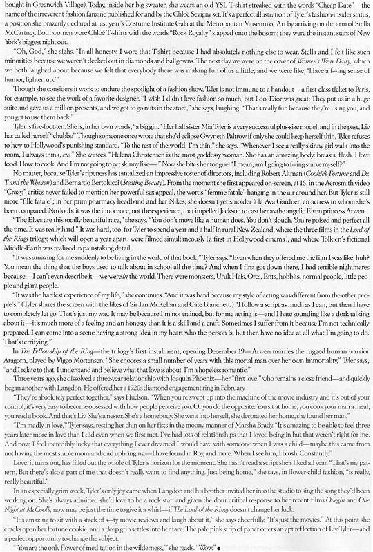 Liv Tyler Interview - 540x800, 161kB