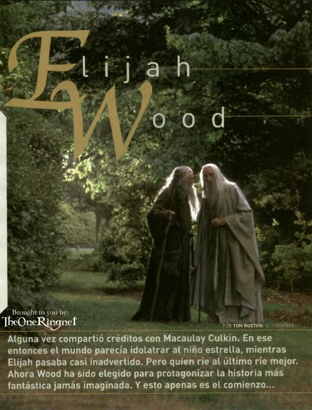 Spanish Elijah Wood Article - Page 01 - 609x800, 81kB