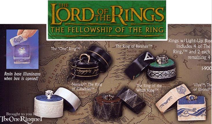 LOTR Ring Replicas - 733x429, 85kB