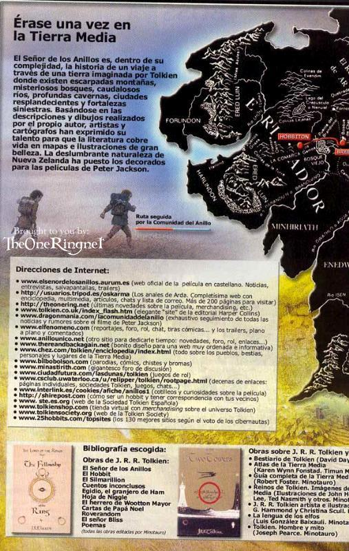 Spanish Article On Tolkien - Page 01 - 507x800, 121kB