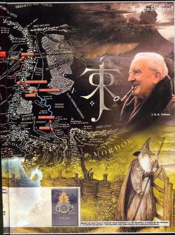 Spanish Article On Tolkien - Page 02 - 596x800, 116kB