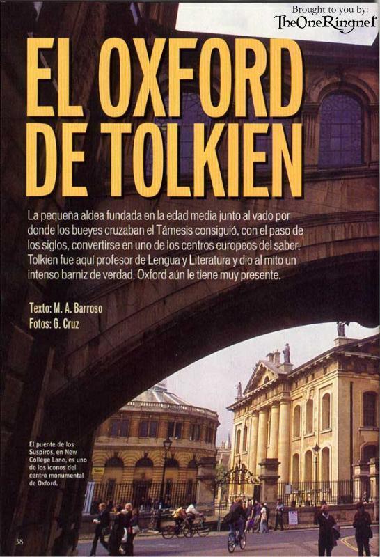 LOTR/Tolkien Article - El Oxford de Tolkien - 546x800, 90kB