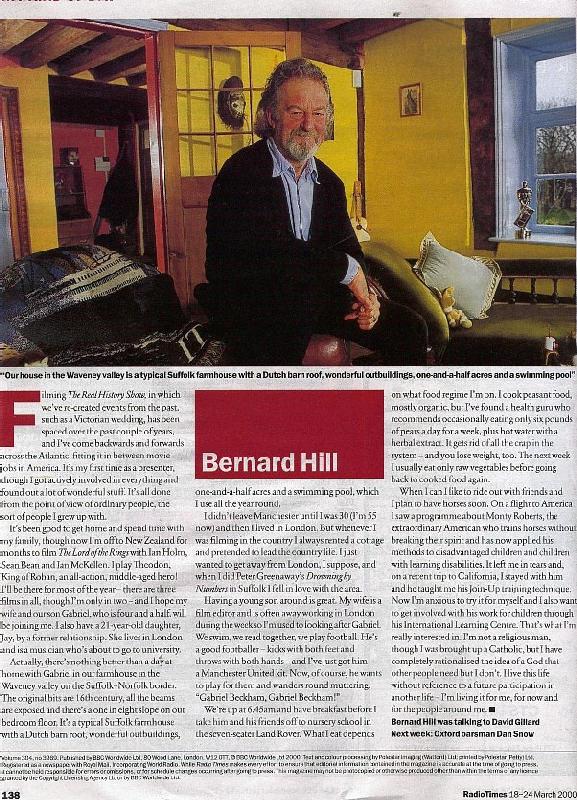Bernard Hill Discusses Theoden - 577x800, 155kB