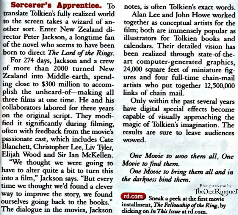 LOTR ArticleReader's Digest On ME - Page 06 - 800x723, 158kB
