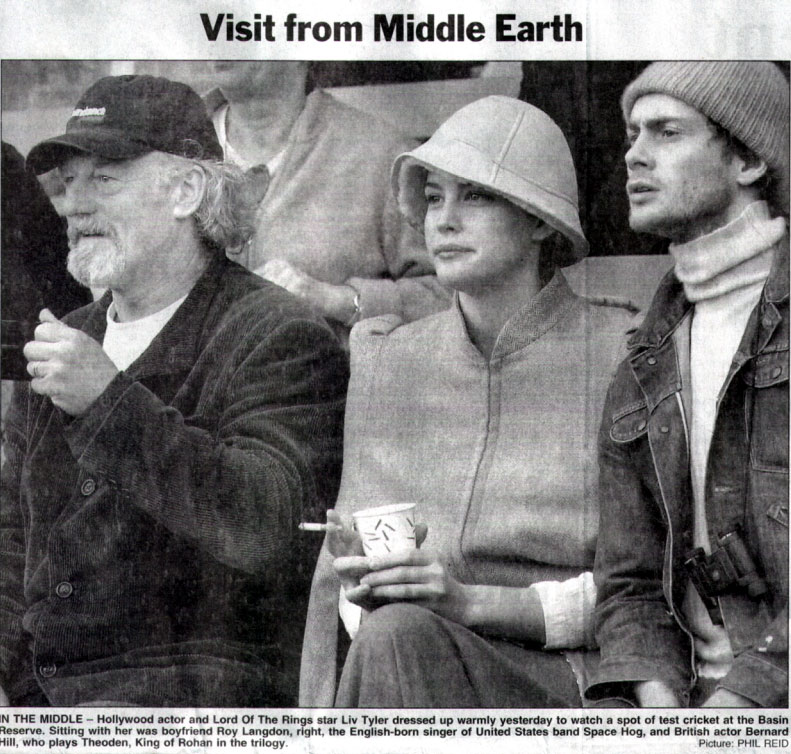 Visit From Middle-earth - 791x754, 151kB