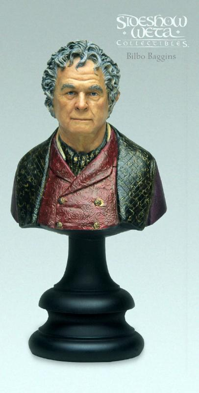 Bilbo Baggins Bust - 406x800, 37kB
