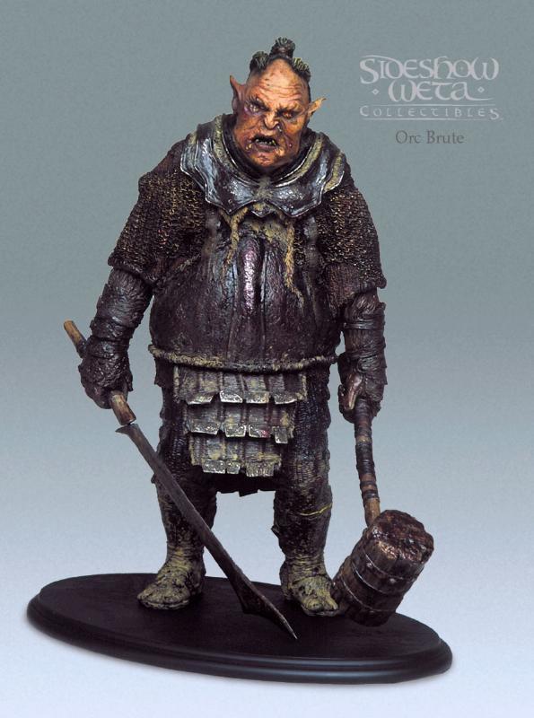 Orc Brute Polystone Figure - 595x800, 61kB