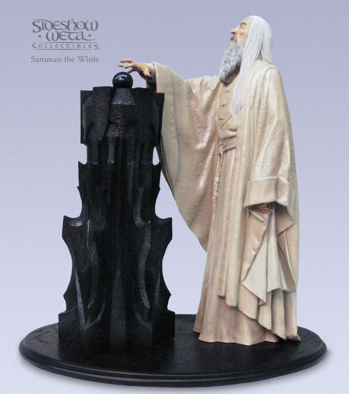 Saruman the White Polystone Figure - 709x800, 58kB