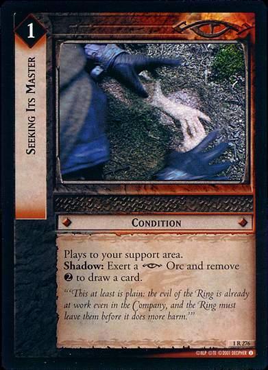 'Seeking Its Master' Decipher Card - 391x539, 46kB