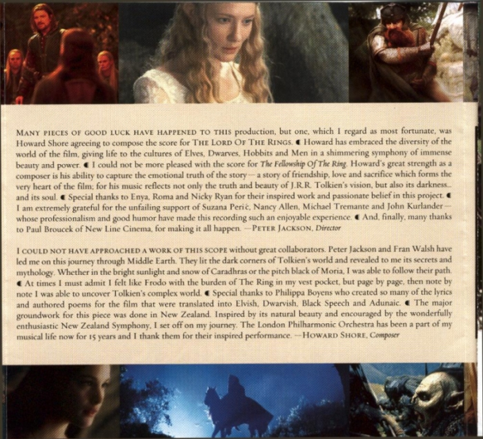 Soundtrack Notes from Howard Shore - 700x637, 343kB