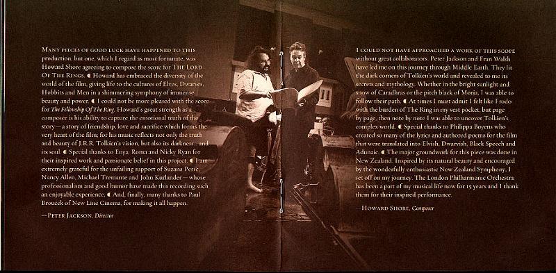 SE FOTR Soundtrack - Peter Jackson/Howard Shore - 800x393, 80kB
