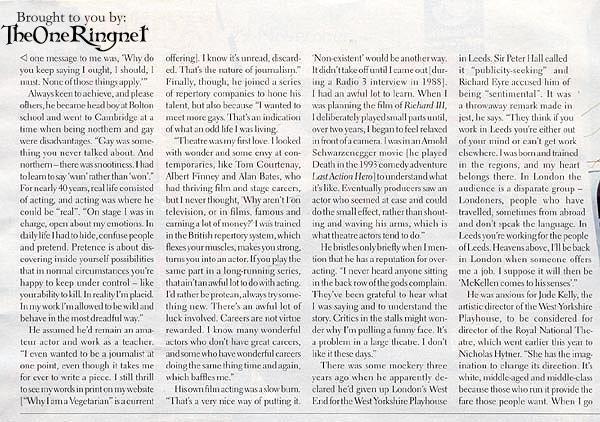 UK Radio Times Interviews Ian McKellen - Page 03 - 600x422, 82kB