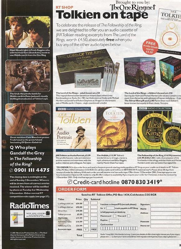 UK Radio Times FoTR Contest - 581x800, 124kB