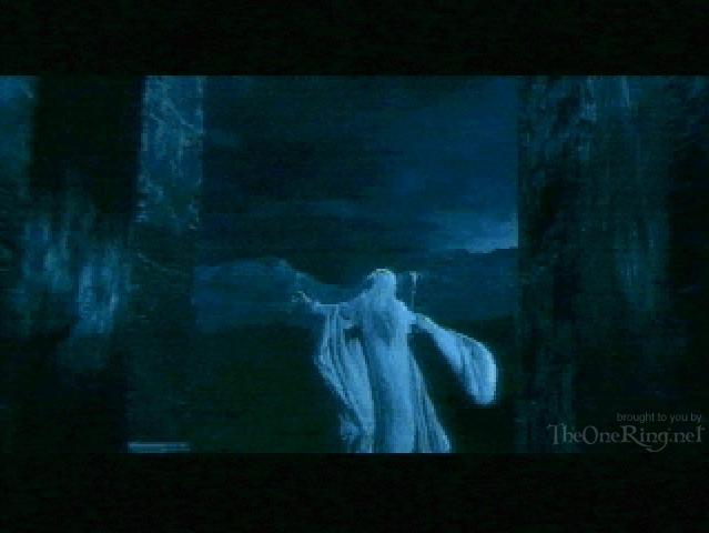 SNL LOTR Commercial - Saruman 3 - 639x480, 122kB