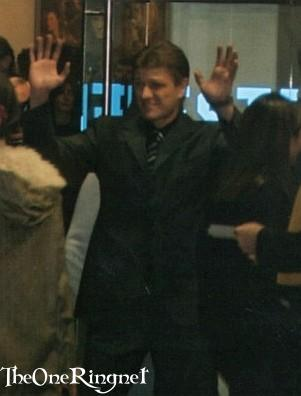 London Premiere Pictures : Sean Bean - 301x396, 14kB