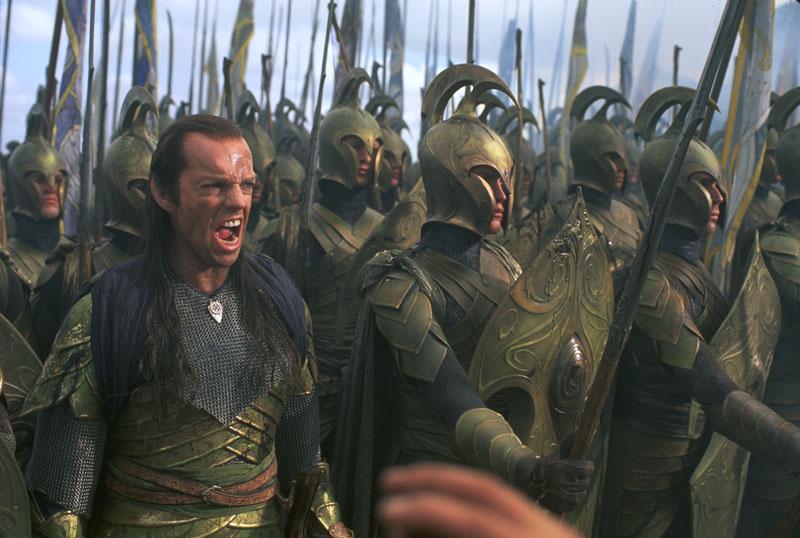 Screening Press CD - ROM - Elrond and Last Aliance - 800x538, 95kB