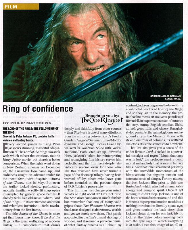 LOTR Article from the NZ Listener - 654x800, 145kB