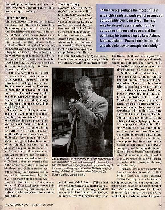 The New American: J.R.R. Tolkien - 580x737, 149kB