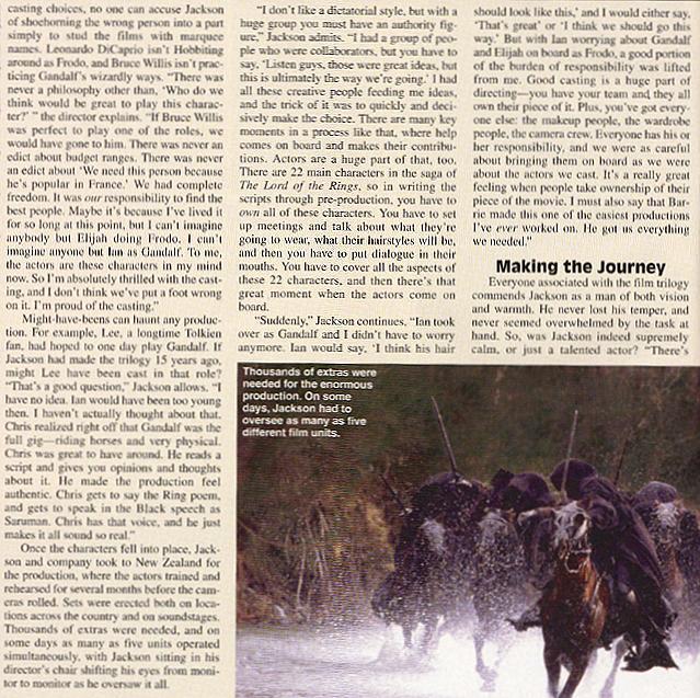 Starlog Magazine: Nazgul on Horseback - 639x637, 115kB