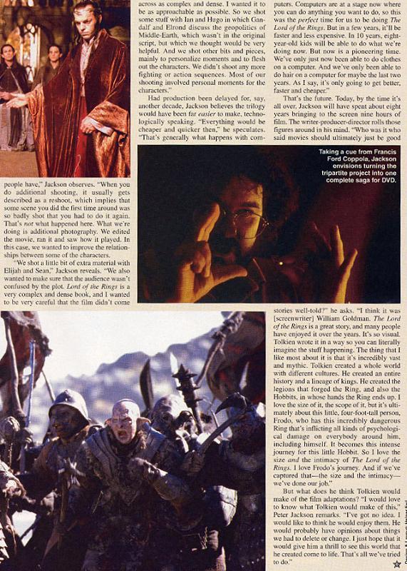 Starlog Magazine: Various Film Pics - 571x800, 120kB