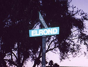 Lord of the Rings Street Names: Elrond - 300x229, 23kB