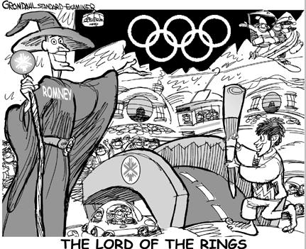 Lord Of The Olympic Rings - 431x351, 53kB