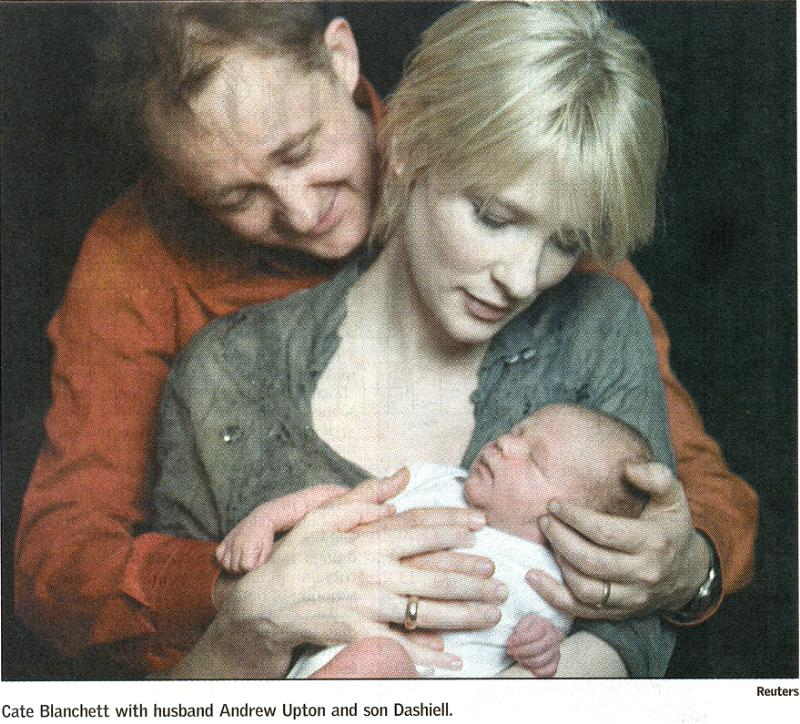 Cate Blanchett's Baby Talk - 800x724, 140kB