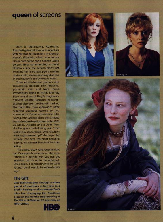 Media Watch: Scope Magazine Talks Cate Blanchett - 566x768, 87kB