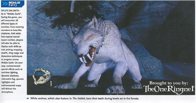 Media Watch: XBox magazine Talks LOTR Game - 800x423, 60kB