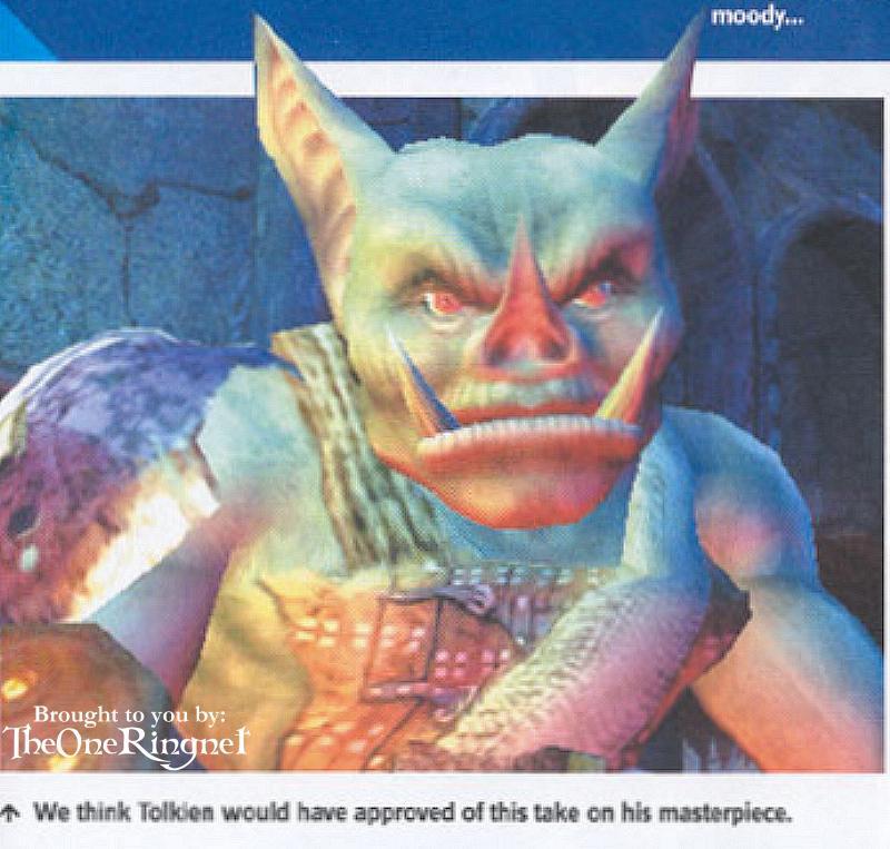 Media Watch: XBox magazine Talks LOTR Game - 800x763, 85kB