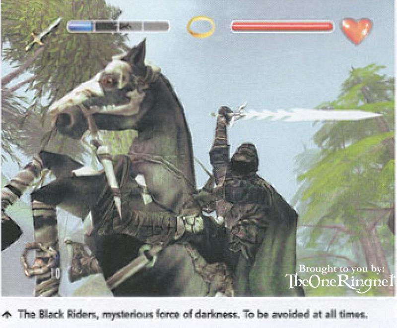 Media Watch: XBox magazine Talks LOTR Game - 800x662, 80kB