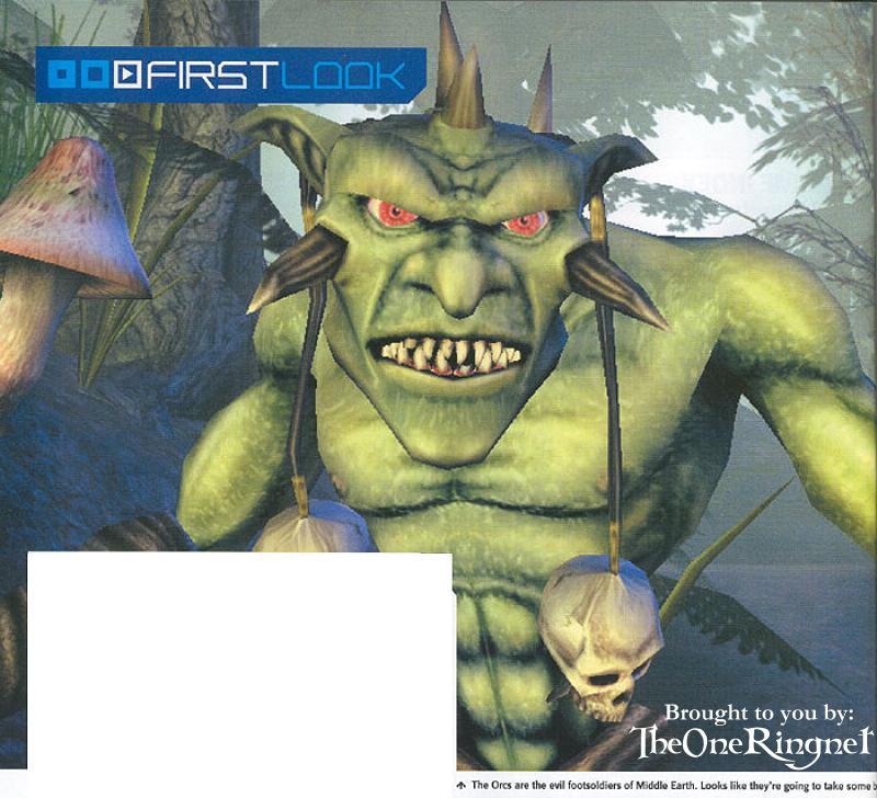 Media Watch: XBox magazine Talks LOTR Game - 800x728, 87kB