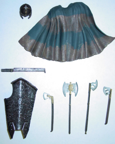 Gimli And Uruk Hai Accessories - 480x600, 90kB