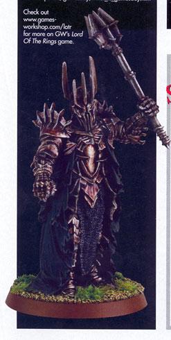 SFX Magazine - Games Workshop Sauron - 247x490, 34kB