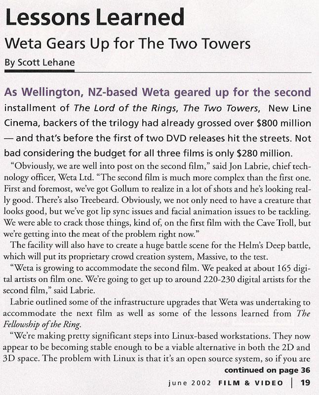 Media Watch: Film & Video Magazine Talks WETA - 646x800, 177kB