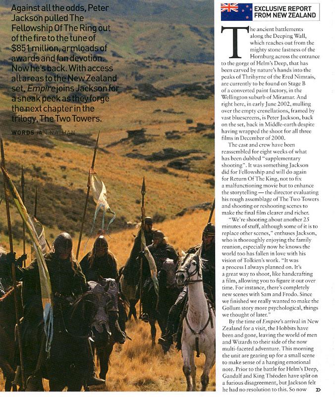 Empire Magazine: 'Return of the Kings' - 676x800, 652kB