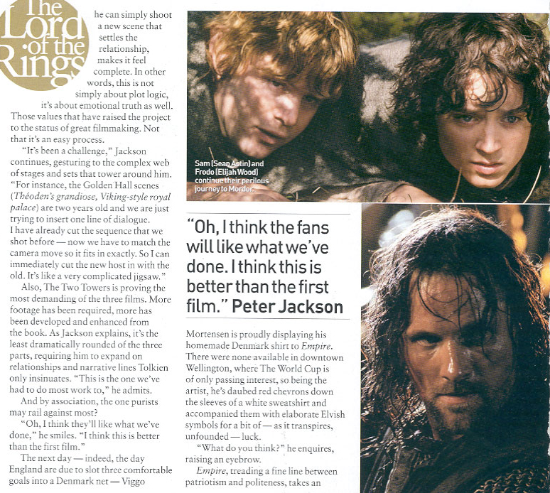 Media Watch: Empire Magazine 'Return of the Kings' - 774x694, 557kB