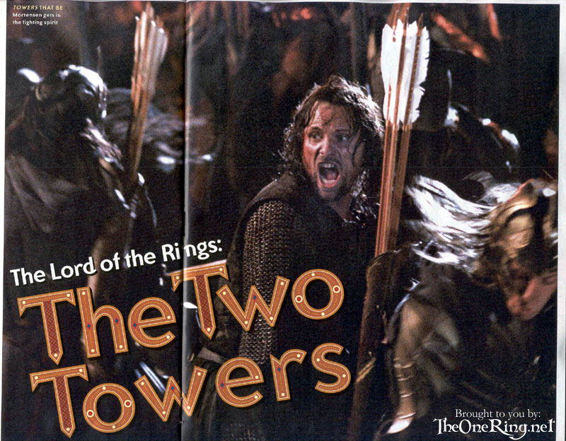 "Entertainment Weekly ""The Two Towers"" - 800x624, 168kB"