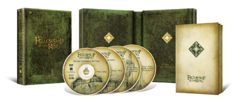 The Fellowship of the Ring Collector's DVD Set - 475x207, 21kB