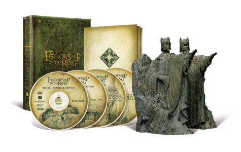 The Fellowship of the Ring Collector's DVD Set - 475x300, 27kB