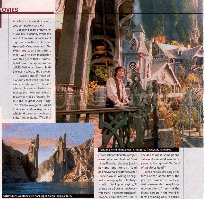DirecTv Magazine: 'Troll Man' - 800x773, 213kB